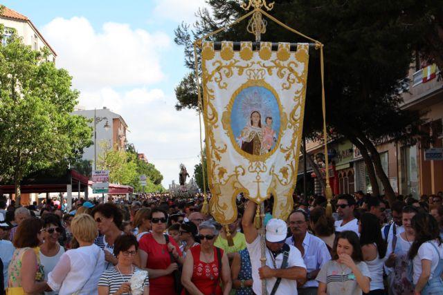 Miles de fieles honran a la Estrella de los mares - 4, Foto 4
