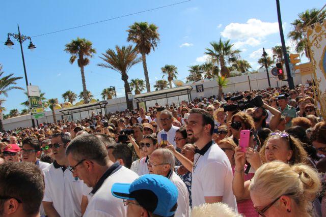 Miles de fieles honran a la Estrella de los mares - 5, Foto 5
