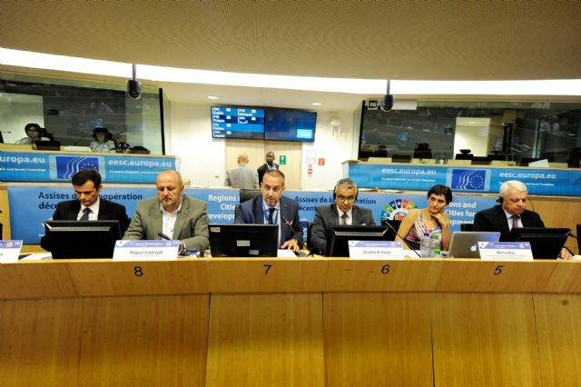 La Comunidad muestra en Bruselas su apuesta por el agua y la agricultura como herramientas de desarrollo - 2, Foto 2
