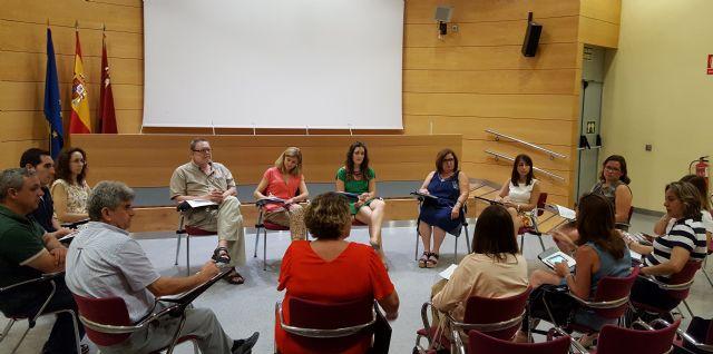 La Comunidad impulsa la coordinación en la atención de casos de violencia de género en el ámbito sociosanitario - 1, Foto 1