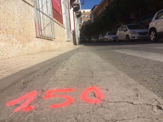Arrancan las obras de acondicionamiento de las aceras en la calle Juan XXIII - 3, Foto 3