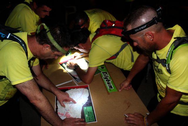 Más de 350 participantes en la tradicional Travesía Nocturna de Montaña lumbrerense - 1, Foto 1