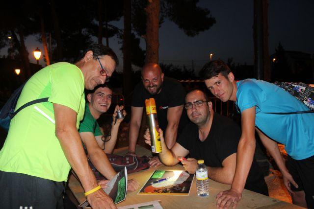 Más de 350 participantes en la tradicional Travesía Nocturna de Montaña lumbrerense - 2, Foto 2