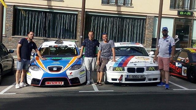 El Automóvil Club Totana presente en la Subida a Alp - 2, Foto 2