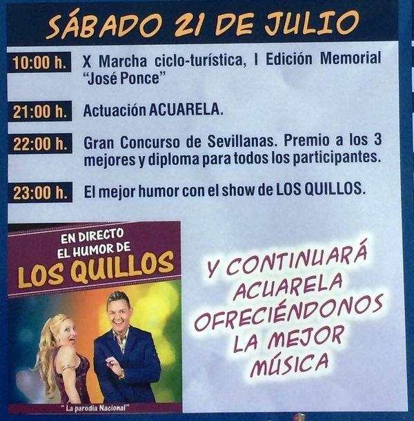 Las fiestas del Raiguero Bajo, en honor de Santiago Apóstol y Santa Ana, se celebran el próximo fin de semana del 20 al 22 de julio - 3, Foto 3
