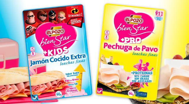 ELPOZO lanza una nueva generación de productos BienStar, con un plus para niños y deportistas - 1, Foto 1