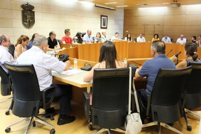 Aprueban la composición de las comisiones informativas y el establecimiento de la periodicidad de las sesiones plenarias para esta legislatura