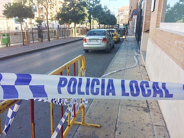 La Policía Local comunica el corte de varias calles o vías del casco urbano y del extrarradio durante estos días por diferentes motivos