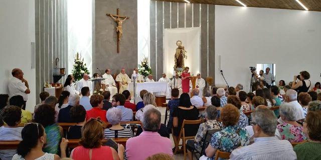 Los Olmos celebran el día de su Patrona, la Virgen del Carmen - 2, Foto 2
