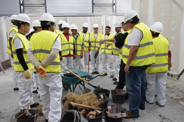 La Fundación Laboral de la Construcción formó el pasado año en Murciaa cerca de 1.200 profesionales del sector - 1, Foto 1