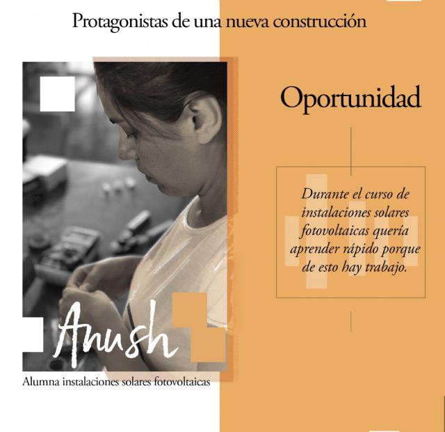 La Fundación Laboral de la Construcción formó el pasado año en Murciaa cerca de 1.200 profesionales del sector - 2, Foto 2