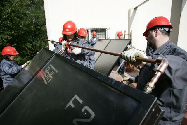 La Fundación Laboral de la Construcción formó el pasado año en Murciaa cerca de 1.200 profesionales del sector - 3, Foto 3
