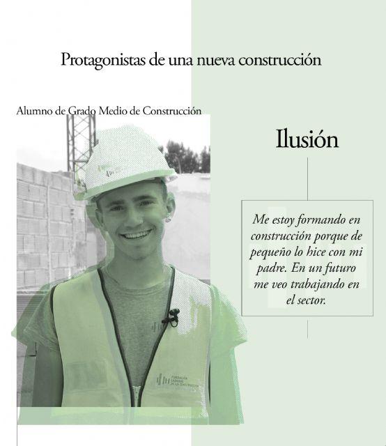 La Fundación Laboral de la Construcción formó el pasado año en Murciaa cerca de 1.200 profesionales del sector - 4, Foto 4