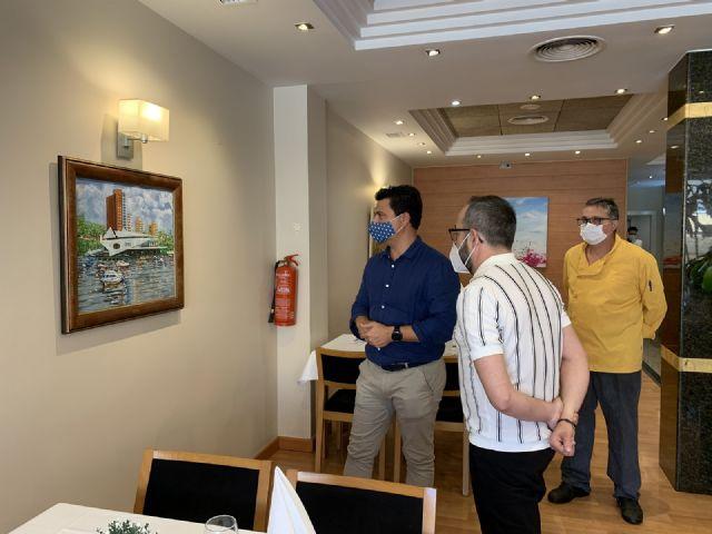 El fondo pictórico municipal se va de restaurante - 3, Foto 3