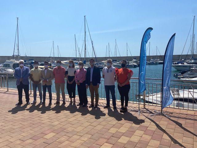 El litoral de Águilas acoge el Campeonato Nacional de Vela Clase Optimist 2020 - 2, Foto 2