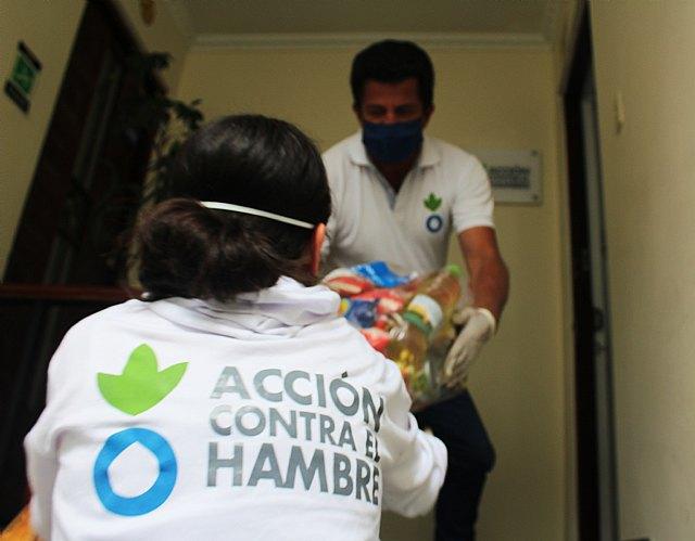 Los equipos de Acción contra el Hambre en América Latina alertan del aumento del número de personas que no pueden alimentarse adecuadamente por la pandemia - 1, Foto 1