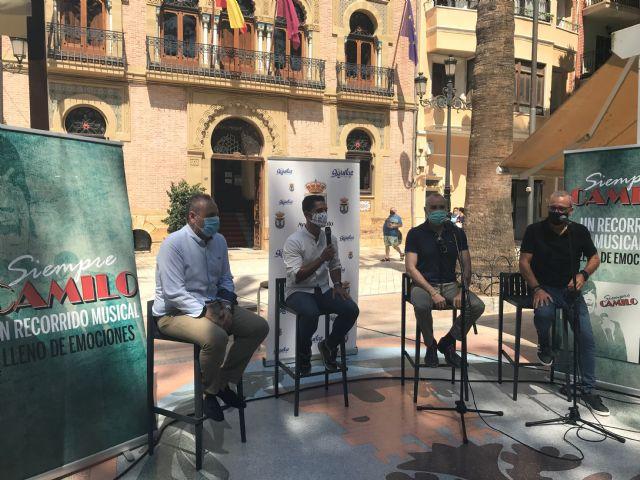 El show musical Siempre Camilo llegará a Águilas el próximo 1 de agosto - 1, Foto 1