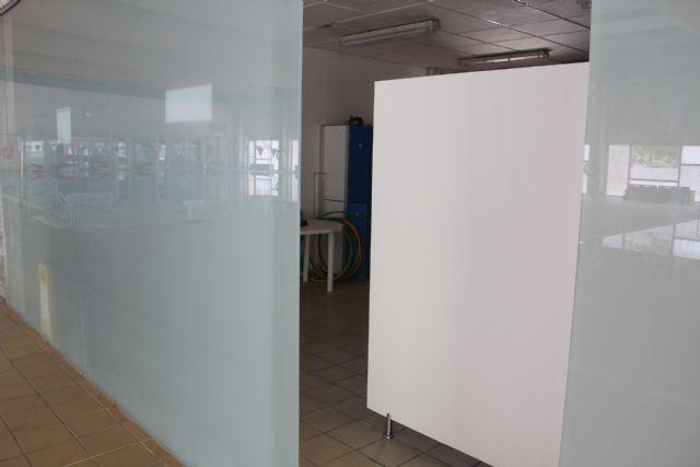 En marcha las obras de adaptación de los vestuarios de la Piscina Cubierta - 2, Foto 2