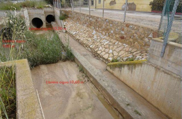Una obra en el canal D-7 se suma a los proyectos en marcha para evitar nuevas inundaciones en Los Alcázares - 1, Foto 1