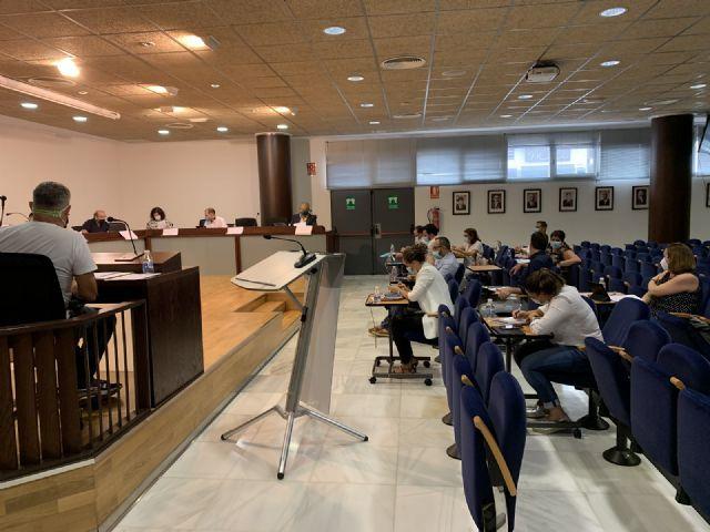 Resumen acuerdos adoptados por el Pleno del Ayuntamiento de San Javier celebrado hoy - 1, Foto 1