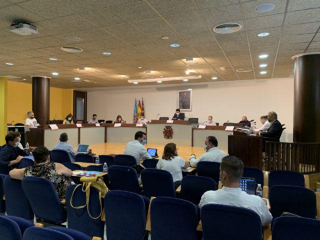 Resumen acuerdos adoptados por el Pleno del Ayuntamiento de San Javier celebrado hoy - 3, Foto 3