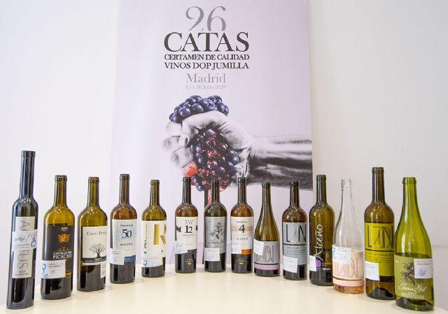 7 bodegas premiadas en las catas del 26 certamen de calidad vinos DOP Jumilla - 1, Foto 1