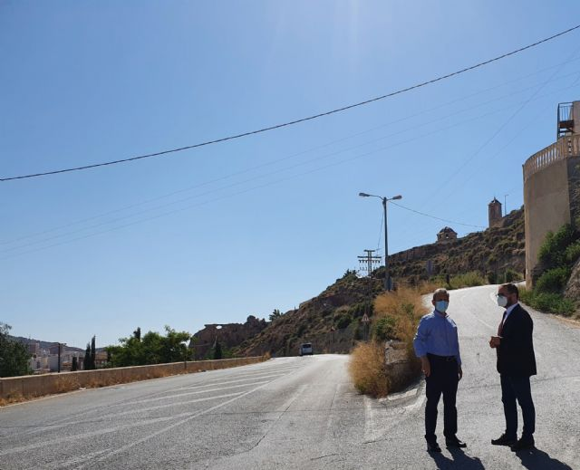 El Ayuntamiento de Lorca impulsa el proyecto de construcción del Vial de los Barrios Altos, infraestructura clave para mejorar las conexiones entre los barrios y pedanías del municipio - 1, Foto 1