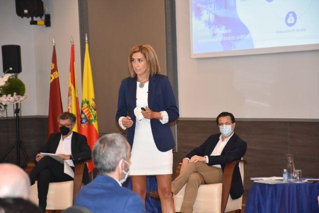 Patricia Fernández vende Archena a la Empresa Familiar, como municipio friendly empresarial para captar nuevas inversiones que promuevan su crecimiento económico y la generación de empleo - 2, Foto 2