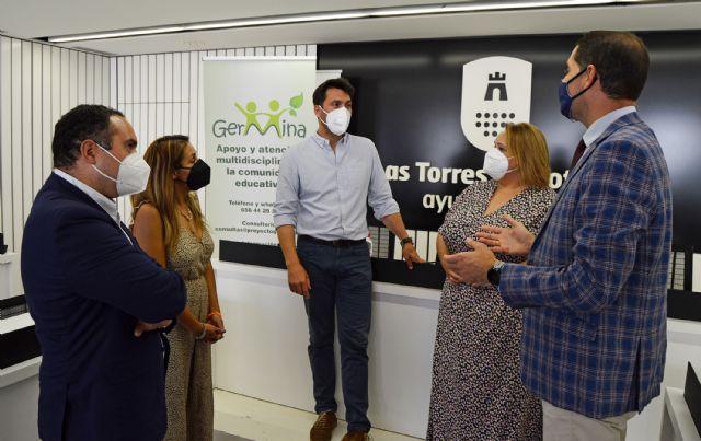 La Obra Social La Caixa dona 2.000 euros a Germina, proyecto multidisciplinar de apoyo a la comunidad educativa torreña - 1, Foto 1