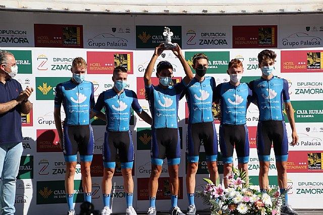 Valverde Team-Terra Fecundis triunfa por equipos tras una sólida y regular Vuelta a Zamora - 1, Foto 1