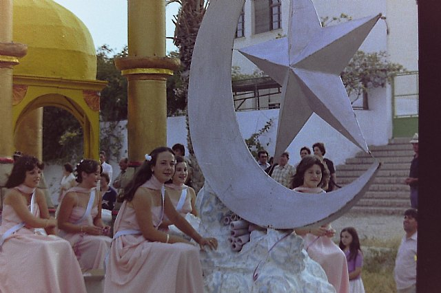 Totana en las fiestas de Santiago, una celebración que comenzaba su andadura en el año 1972, Foto 4