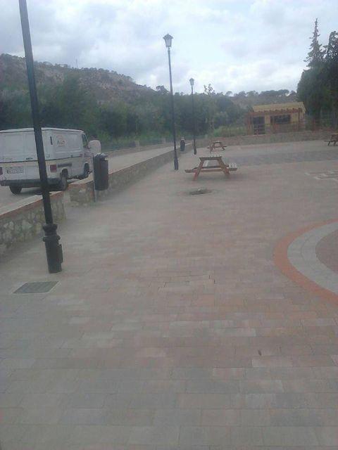La Concejalía de Obras y Servicios realiza actuaciones de acondicionamiento del Paseo Ribereño - 1, Foto 1