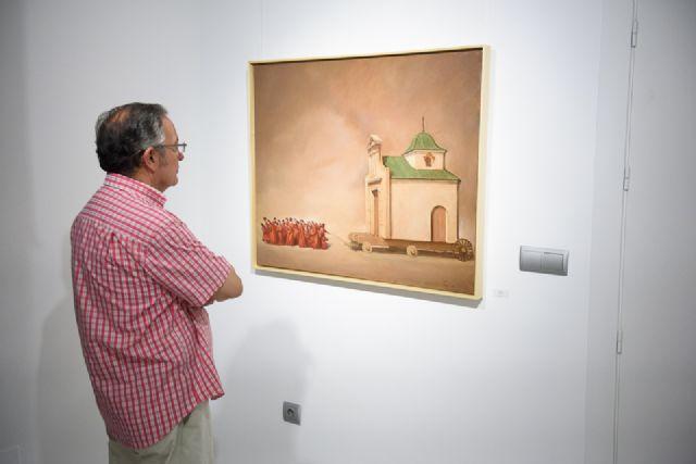 Manuel Páez expone