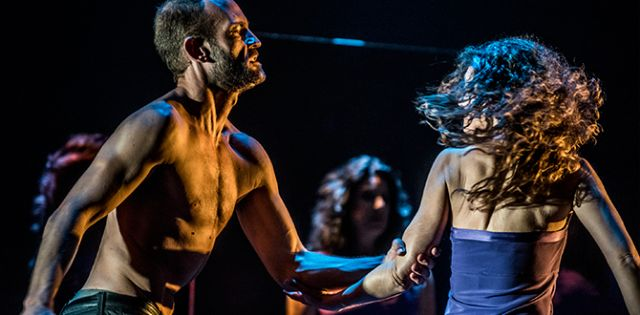 Espectáculo:  Macbeth, de W. Shakespeare. Alquibla Teatro. Dirección: Antonio Saura - 1, Foto 1