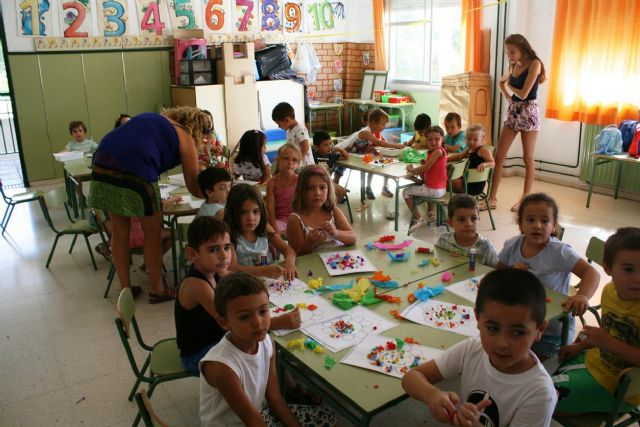 """More than 150 children participated this summer in the program of work and family reconciliation """"Holidays 3.0"""""""