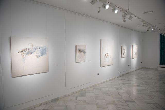 """Nono García ofrece una visita guiada a su exposición """"La Espera"""" de Casas Consistoriales - 1, Foto 1"""