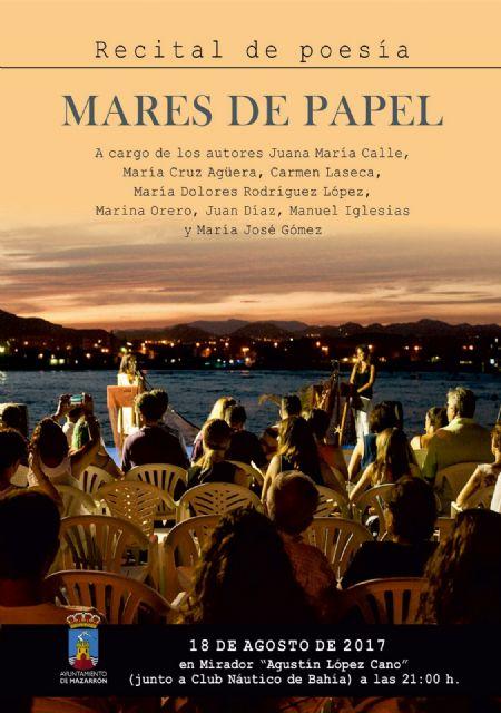 Nuevo recital de poetas en el mirador de Bahía - 2, Foto 2