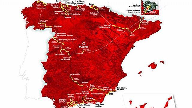 La Vuelta Ciclista a España recorrerá la costa de la Región el 30 de agosto - 1, Foto 1