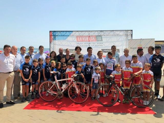 La Vuelta Ciclista a España recorrerá la costa de la Región el 30 de agosto - 2, Foto 2