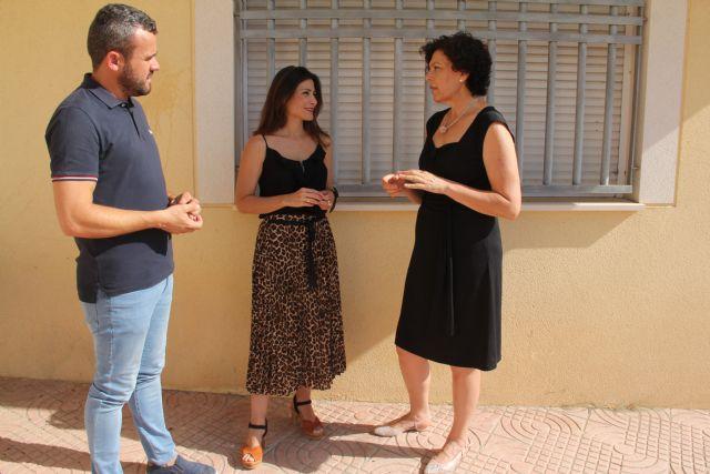 Puerto Lumbreras contará con un nuevo Centro de Día para personas con trastorno mental que evitará el desplazamiento a otros municipios - 1, Foto 1