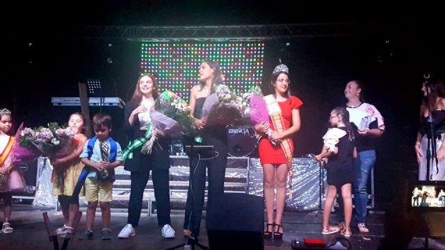 Aurora García Parra, nueva reina de las fiestas de Góñar - 1, Foto 1