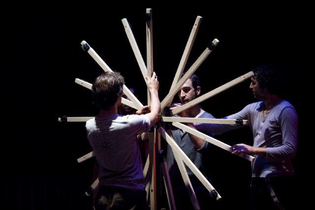 El Grupo de Teatro San Javier estrena Coriolano de Shakespeare con 50 personas en escena - 2, Foto 2