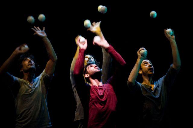 El Grupo de Teatro San Javier estrena Coriolano de Shakespeare con 50 personas en escena - 3, Foto 3