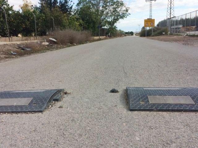 Recepcionan la confecci�n de la primera fase del cat�logo de caminos rurales en el municipio de Totana, Foto 1