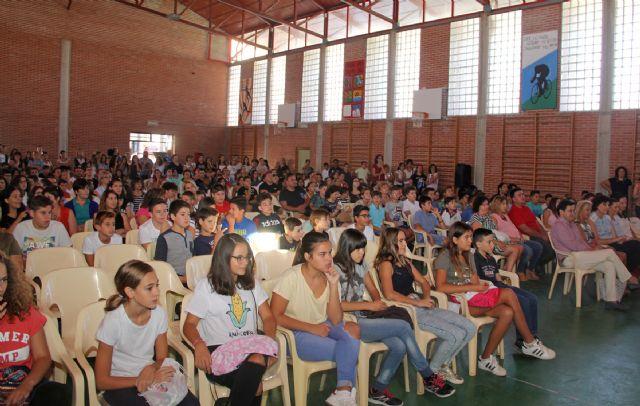 Más de 900 alumnos inician el curso 2016/2017 en el Instituto de Educación Secundaria Rambla de Nogalte de Puerto Lumbreras - 2, Foto 2