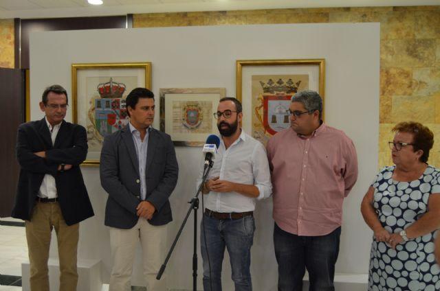San Javier expone parte de su Colección Pictórica Municipal coincidiendo con el 180 Aniversario del Ayuntamiento - 1, Foto 1