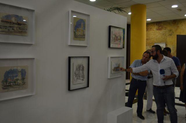 San Javier expone parte de su Colección Pictórica Municipal coincidiendo con el 180 Aniversario del Ayuntamiento - 2, Foto 2