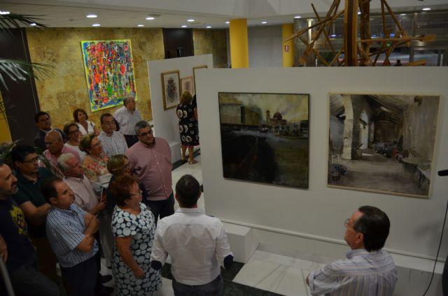 San Javier expone parte de su Colección Pictórica Municipal coincidiendo con el 180 Aniversario del Ayuntamiento - 3, Foto 3