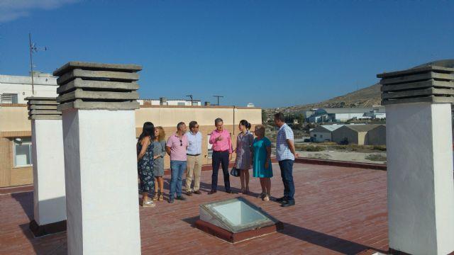 Comienzan las obras para rehabilitar 64 viviendas de promoción pública en Cieza - 1, Foto 1