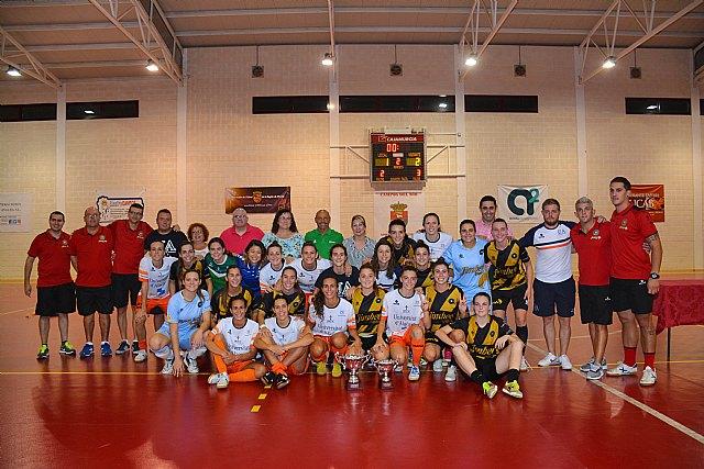 Las chicas del Universidad de Alicante se alzan con el III Jimbee Melón en Campos del Río - 1, Foto 1